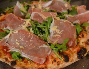 Solo Pizza Crudo Rrucola #28