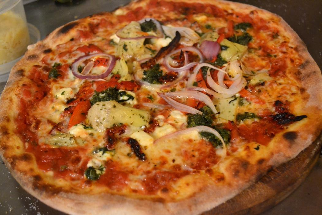 Solo Pizza Natura #24