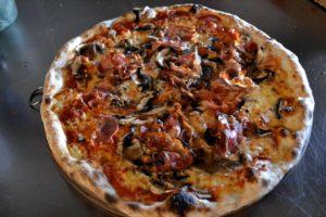 Solo Pizza Pancetta #29