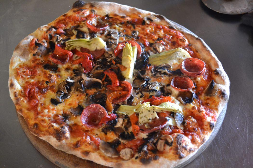 Solo Pizza Quattro Stagioni #8 image